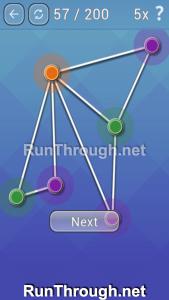 Color Net Walkthrough Beginner Level 57