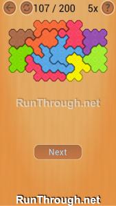 Ocus Puzzle Walkthrough Hard Level 107