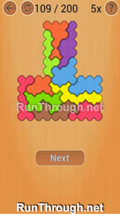 Ocus Puzzle Walkthrough Hard Level 109