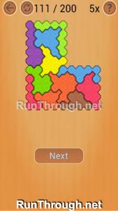 Ocus Puzzle Walkthrough Hard Level 111