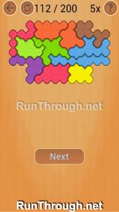 Ocus Puzzle Walkthrough Hard Level 112