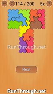 Ocus Puzzle Walkthrough Hard Level 114