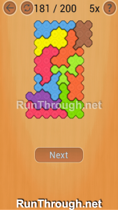 Ocus Puzzle Walkthrough Hard Level 181