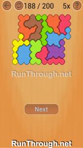 Ocus Puzzle Walkthrough Hard Level 188