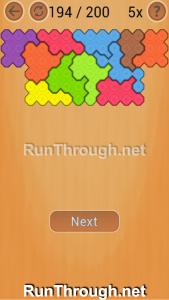 Ocus Puzzle Walkthrough Hard Level 194