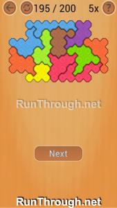 Ocus Puzzle Walkthrough Hard Level 195