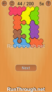 Ocus Puzzle Walkthrough Medium Level 44