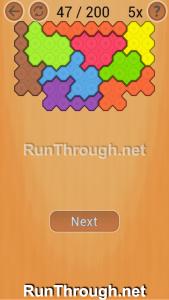 Ocus Puzzle Walkthrough Medium Level 47