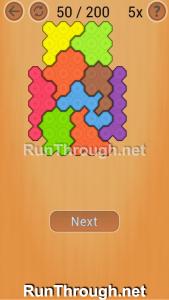Ocus Puzzle Walkthrough Medium Level 50
