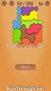 Ocus Puzzle Walkthrough Medium Level 53