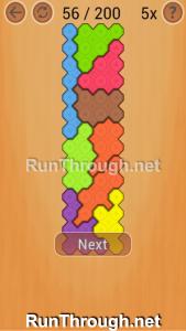 Ocus Puzzle Walkthrough Medium Level 56
