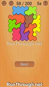 Ocus Puzzle Walkthrough Medium Level 58