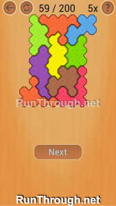Ocus Puzzle Walkthrough Medium Level 59