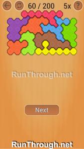 Ocus Puzzle Walkthrough Medium Level 60