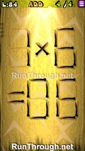 Matches Puzzle Walkthrough Episode 12 Level 84