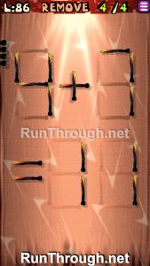 Matches Puzzle Walkthrough Episode 12 Level 86
