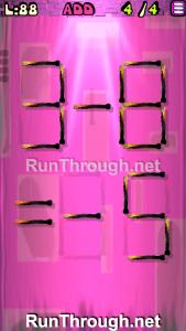 Matches Puzzle Walkthrough Episode 12 Level 88