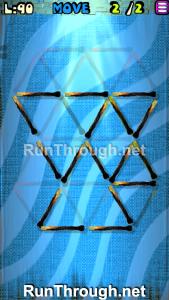 Matches Puzzle Walkthrough Episode 12 Level 90