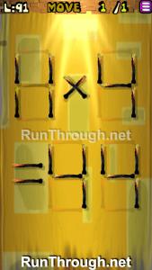 Matches Puzzle Walkthrough Episode 12 Level 91