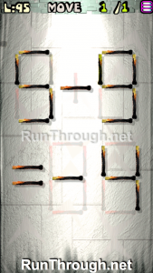 Matches Puzzle Walkthrough Episode 12 Level 95