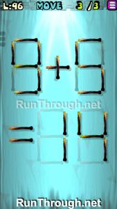 Matches Puzzle Walkthrough Episode 12 Level 96