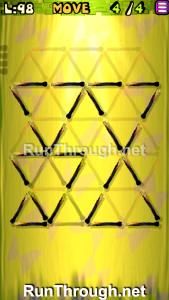 Matches Puzzle Walkthrough Episode 12 Level 98