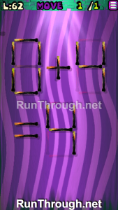 Matches Puzzle Walkthrough Episode 13 Level 62