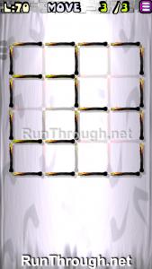 Matches Puzzle Walkthrough Episode 13 Level 70