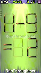 Matches Puzzle Walkthrough Episode 13 Level 74