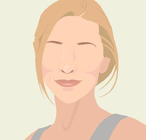 Cate Blanchett Icomania Level 10