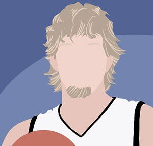 Dirk Nowitzki Icomania Level 10