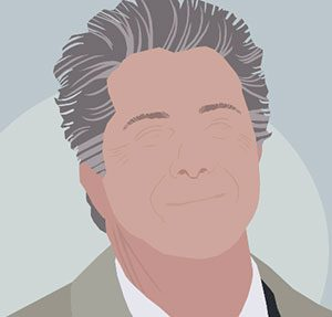 Dustin Hoffman Icomania Level 10