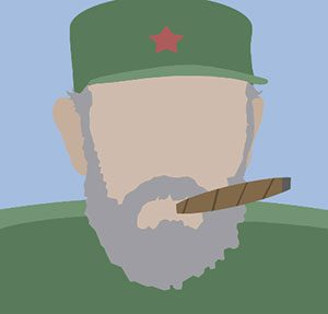Fidel Castro Icomania Level 5