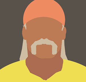 Hulk Hogan Icomania Level 6