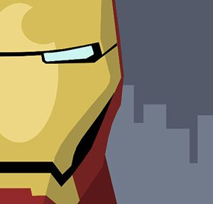 Iron Man Icomania Level 9