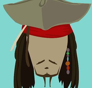 Jack Sparrow Icomania Level 3