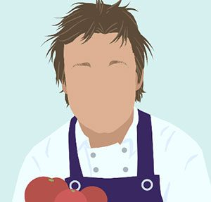 Jamie Oliver Icomania Level 10