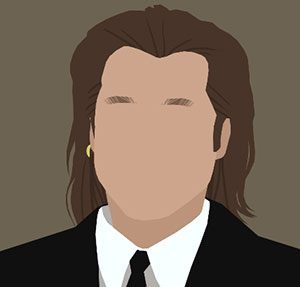 John Travolta Icomania Level 8