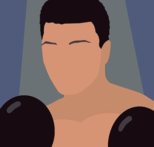Muhammad Ali Icomania Level 6