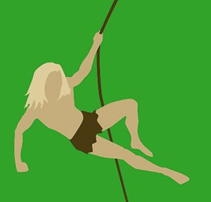Tarzan Icomania Level 4