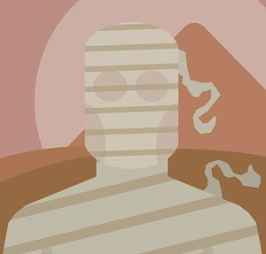 The Mummy Icomania Level 10