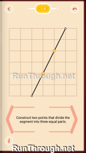 Pythagorea Walkthrough 1 Length and Distance Level 4