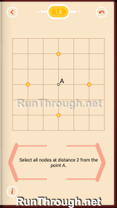 Pythagorea Walkthrough 1 Length and Distance Level 6