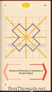 Pythagorea Walkthrough 5 Reflection Level 13