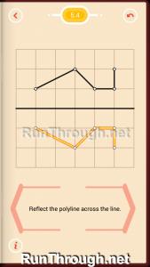 Pythagorea Walkthrough 5 Reflection Level 4