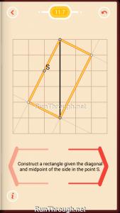 Pythagorea Walkthrough 11 Rectangles Level 7