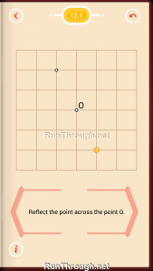 Pythagorea Walkthrough 12 Point-Symmetry Level 1
