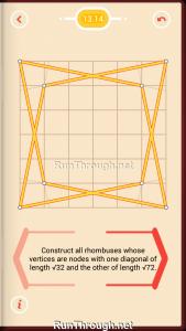 Pythagorea Walkthrough 13 Pythagorean-Theorem Level 14