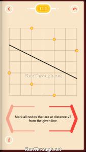 Pythagorea Walkthrough 13 Pythagorean-Theorem Level 3