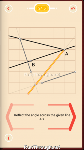 Pythagorea Walkthrough 24 Angles Level 6